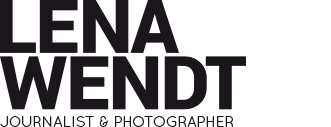 Lena Wendt Photography Retina Logo