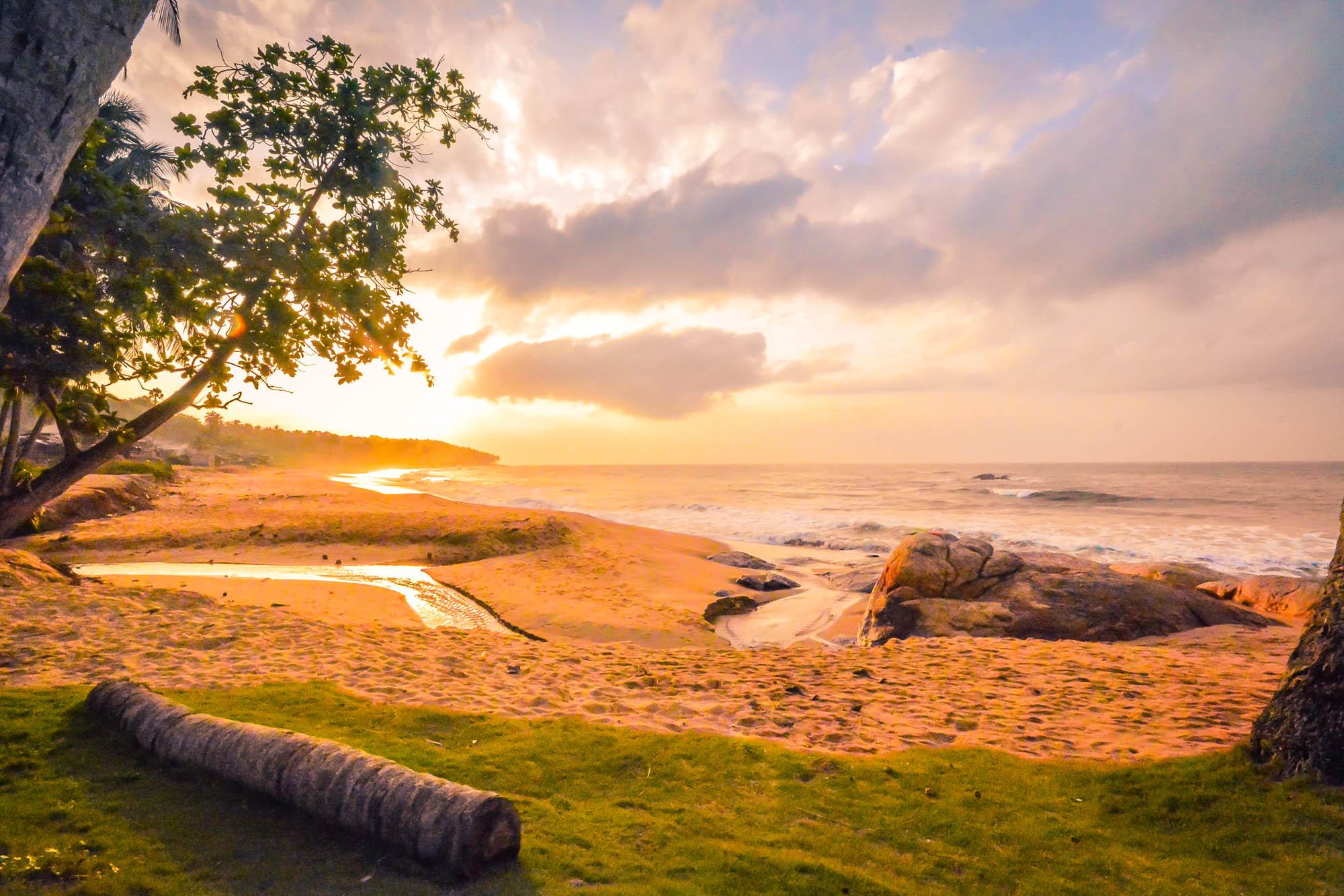 Jiru Offreiku - Sonnenaufgang
